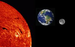 planeet aarde het begin